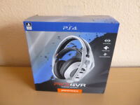 PS4 VR Headphones As new used only once