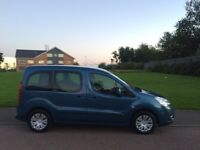 2009 CITREON BERLINGO MULTI-SPACE1.6 VTR HDI 90 / MAY PX OR SWAP