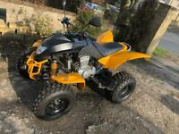 Quadzilla road legal quad 300c SMC