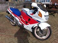 HONDA CBR 1000F 1990 CLASSIC