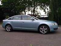 Audi A6 2.0TDI SE with recent service and new MOT