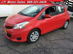 2012 Toyota Yaris LE, Manual, Power Windows,