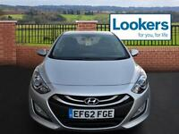 Hyundai i30 ACTIVE CRDI (silver) 2012-11-28