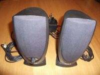 £10 For 100% Genuine DELL Speakers in Perfect Condition - REAL BARGAIN - MUST GO