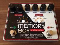 Memory boy deluxe Electro Harmonix pedal