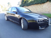 ALFA ROMEO 159 TI JTDM QTRONIC NOT AUDI TT S LINE MAZDA MX5 VW GOLF R32 LEXUS ISF HONDA CIVIC TYPE R