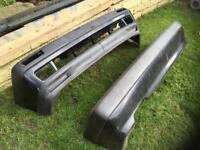 Mk2 Golf Big Bumpers