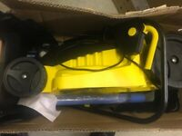 5 x customer return lawnmowers from very 1200w boxed rrp £80 each so £400