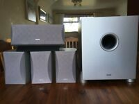 Denon Speakers, SYS-65HT