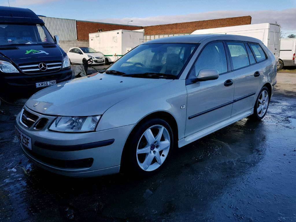 Saab 9-3 Vector Sport 1.9dti Estate.. 6spd.. 06 Plate