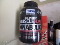 ALL-IN-ONE MUSCLE FUEL ANABOLIC 2KG