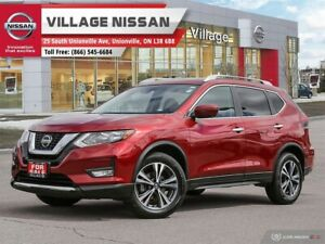 2019 Nissan Rogue SV NO ACCIDENTS! ONE OWNER!