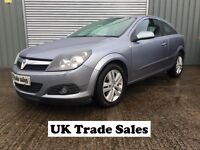2007 VAUXHALL ASTRA SPORT HATCH 1.4 SXI **LONG MOT** similar to golf focus megane civic 308