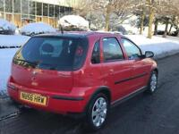 Vauxhall Corsa 1.2 Economy 2006 Model, Like Vw Polo, Clio, Fiesta