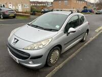 Peugeot 207 S HDI 67 Silver