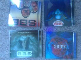 Cd collection 200 CD's in very good condition Rare prog rock, jazz,hard rock,ECM..and more