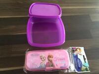 Lunch box/frozen cutlery