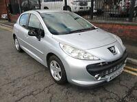 2008 (08 reg), Peugeot 207 1.4 Sport 5dr Hatchback, £1,395 P/X Welcome