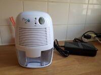 h2o Mini Air Dehumidifier for rooms - 500 Ml