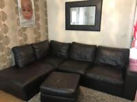 💥*Not to be missed* corner sofa -open to offers