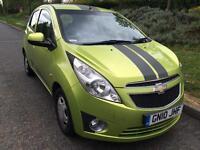 Chevrolet Spark £30 road tax per year