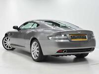 Aston Martin DB9 V12 (silver) 2007-06-25