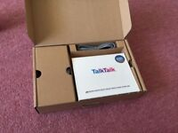 Talktalk Fibre & ADSL Broadband Router / Access Point with USB port (Complete like New)