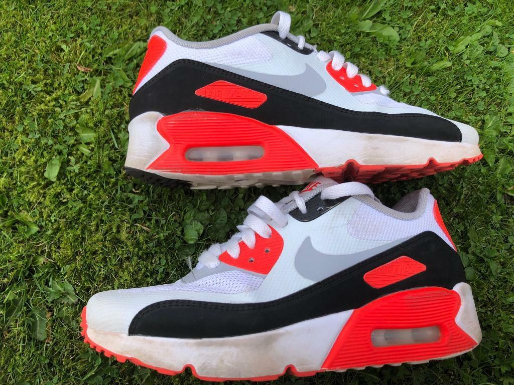 Nike Air Max 90 OG schoenen infrared in de WeAre Shop