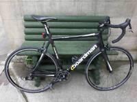 Boardman team carbon road bike