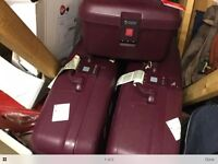 Delsey suitcase set