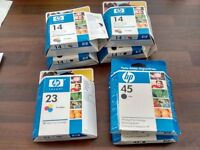 HP in Cartridges