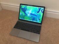 Apple MacBook Space Gray 512 GB 12'' Laptop (April, 2016) Two year left in Warranty
