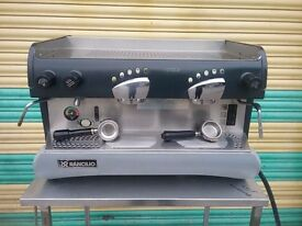 Rancilio Epoca E 2 Group Automatic Commercial Espresso Machine