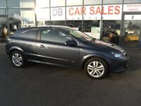 2008 58 VAUXHALL ASTRA 1.6 SXI 3D 115 BHP***GUARANTEED FINANCE***PART EX WELCOME***