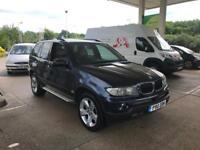 BMW X5 3.0 petrol sport drive perfect 140.000 mile