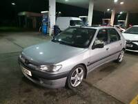 Peugeot 306 1.4 lx excellent condition very low mileage