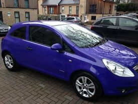 Vauxhall Corsa Energy 1.2 LOW MILES