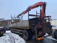 SELLING HIAB FASSI F110 WORKING EXCELLENT