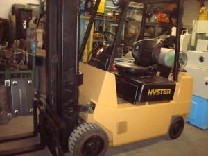 Hyster 5000lb Fork Lift