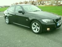 BMW 320d Efficient Dynamics,2010,95k with fmdsh,long mot,runs and drives like new,amazing 65+ mpg.