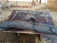 Carp Fishing Rod Pod &a Rod Holdall