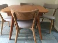 4 Barker & Stonehouse Lund dining chairs