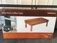 Coffee table- NEW item