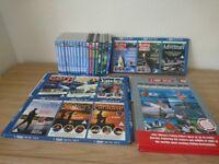 35 Fishing Dvds incl Matt Hayes anf John Wilson