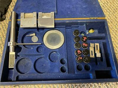 Vintage X-ray Slit Screen Beam Optics Diffraction Partial Kit