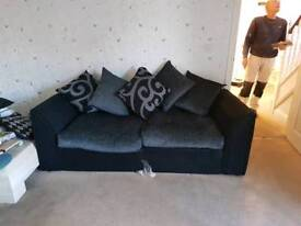 Sofa immaculate 3 seater