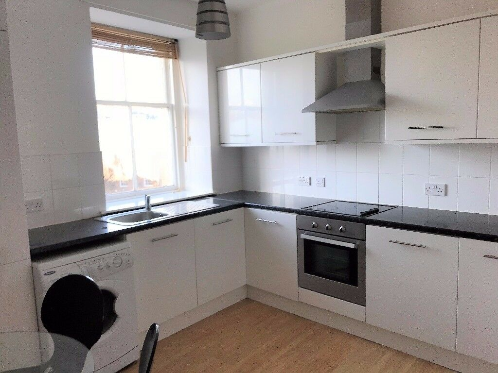 NO LONGER AVAILABLE - Howegate, Hawick-Smart, Spacious, Modern, Two Bedrooms, 1st Floor Flat - £350
