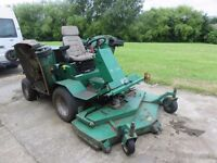 Ride On Lawnmower - Ransome Triple Gang T51D - Rare Machine with Large Cutting Decks