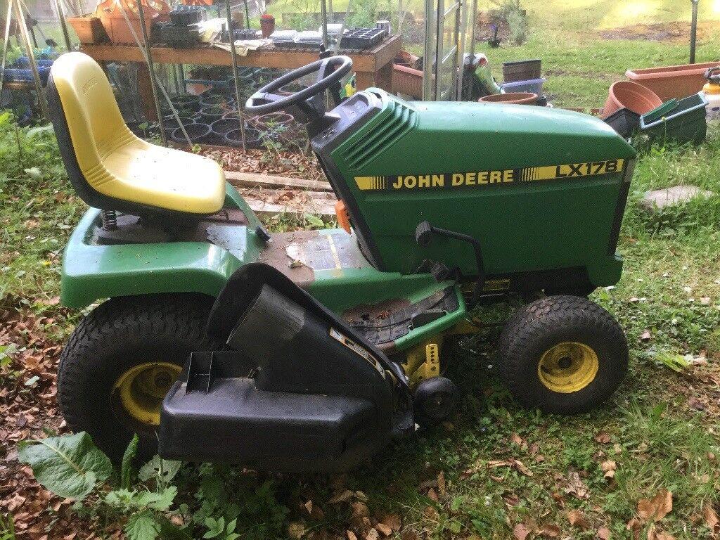 John Deere Not Getting Fuel