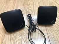 Vintage Sony SRS-5 Walkman Speakers - Brockley, London SE4